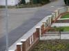 Aufräumen auch im Ulmen- und Buchenweg: Die Straße bekommt ihren Feinschliff.