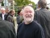 Ulrich Urban, Sanierungsplaner der HIM vor Ort, freut sich schonmal auf viel Lob.