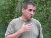 Revierförster Volker Harres wünscht nach der Sanierung wieder Wald auf dem Buckel.