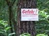 Auch dort droht Gefahr - und nicht nur von den extrem hohen Dioxin-Werten.