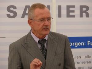Bürgermeister Erich Maier