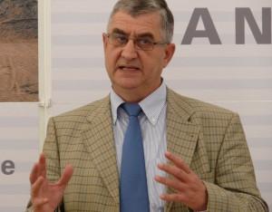 Ortsvorsteher Gottlieb Ohl